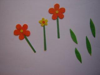 spojeni cvetići