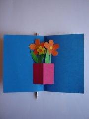 zalepljeni cvetići
