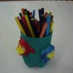 cvetni držač za olovke