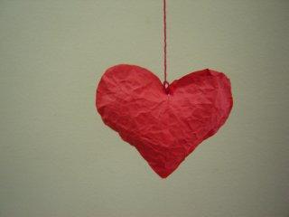 jastuče u obliku srca