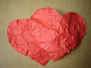 pripremljena srca za jastuče