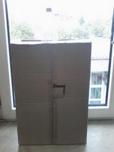 kutija sa prozorčićem